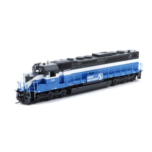 Athearn Genesis 63702 Great Northern SDP45 DCC/Sound #326 HO