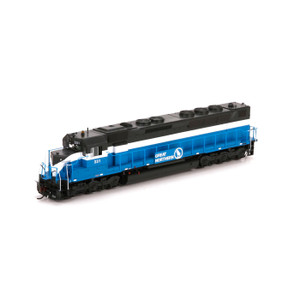 Athearn Genesis 63604 Great Northern SDP45 DC #331 HO