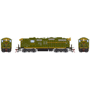 Athearn Genesis 62849 Canadian National CN GP9 DC #4409 HO