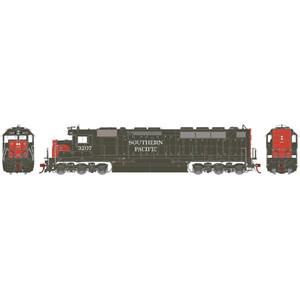 Athearn Genesis 63608 Southern Pacific SDP45 DC #3207 HO