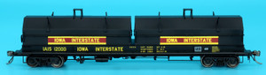 Intermountain 32529-12 Iowa Interstate IAIS Coil Car #12011  HO