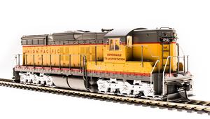 """BLI 5791 EMD SD7, UP 456, """"Dependable Transportation"""", Paragon3 Sound/DC/DCC, HO"""