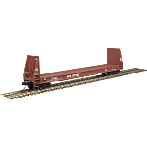 Atlas N scale 50004866 KCS Sieco Pulpwood Flat Car #607150