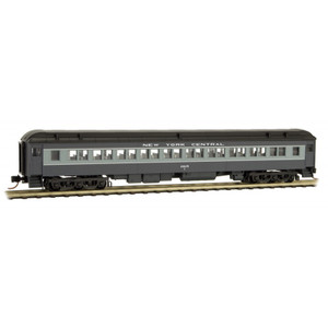 Micro-Trains 145 00 131 New York Central Heavyweight Paired Window Coach N scale