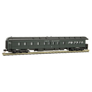 Micro-Trains 144 00 100 New Haven Heavyweight Observation Car N scale