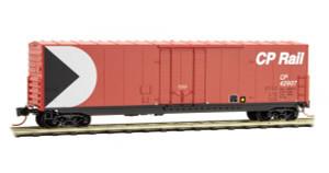 Micro-Trains 181 00 060 Canadian Pacific 50' Standard Box Car #42907 N scale