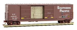 Micro-Trains 182 00 030 Southern Pacific 50' Dougle Door Box Car  with Load #232648 N scale