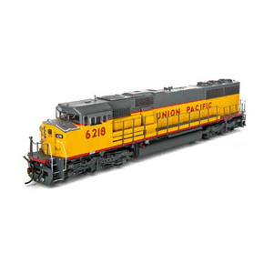 Athearn Genesis 2.0 75514 Union Pacific SD60M Tri-Clops #6218 DCC Ready HO