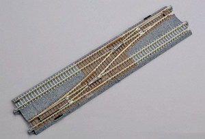KATO N scale 20-230 #4 Double Track Left Crossover