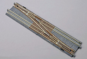 KATO N scale 20-231 #4 Double Track Right Crossover