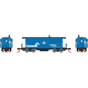 Athearn N 26717 Conrail Bay Window Caboose #21163 N scale