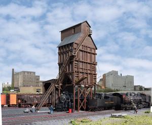 Walthers Cornerstone 933-2922 Wood Coaling Tower Kit HO