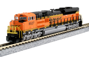 KATO N scale 176-8524-DCC BNSF SD70ACe #8527 DC