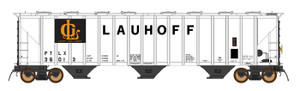 Intermountain 472254-01 Lauhoff Grain Co. 4785 CF Hopper #36000  HO