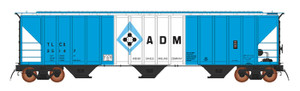 Intermountain 472216-01 ADM 4785 CF Hopper #35147  HO