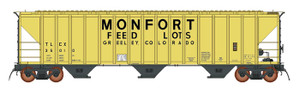 Intermountain 472212-01 Monfort 4785 CF Hopper #35010  HO
