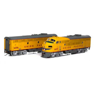 Athearn Genesis 22855 UP Freight F3AB DCC/Sound #1429/1430B HO