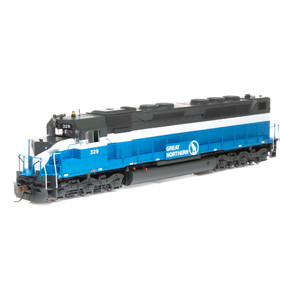 Athearn Genesis 63703 Great Northern SDP45 DCC/Sound #329 HO