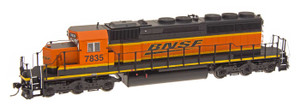 Intermountain 49350-02 BNSF SD40-2 with DCC (No Sound) #7835 HO