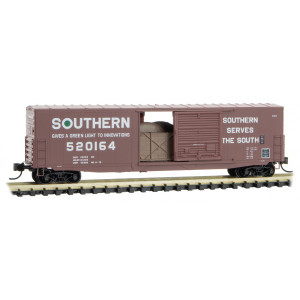 Micro-Trains 180 00 110 Southern 50' Boxcar with load #520164 N scale