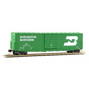Micro-Trains 180 00 070 Burlington Northern 50' Boxcar # N scale