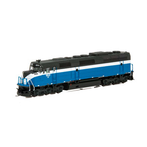 Athearn RTR 15081 Burlington Northern F45 #6610 DC N
