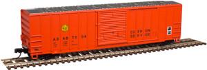 Atlas N 50002406 A&SAB FMC 5077 SD Box Car #7040
