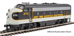 Walthers Mainline 910-19955 Norfolk Southern EMD F7A #271 DCC/Sound HO