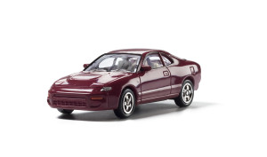 Woodland Scenics AS5361 Maroon Coupe  HO scale