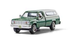 Woodland Scenics AS5364 Camper Shell Truck  HO scale