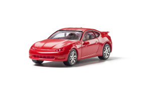 Woodland Scenics AS5369 Red Sports Coupe  HO scale