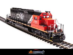 BLI 2710 EMD SD40-2, CN #5384, North American Scheme, Paragon2 Sound/DC/DCC, HO