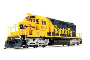 BLI 2270 Santa Fe SD40-2 DC/DCC & PS2 Sound Engine #5038
