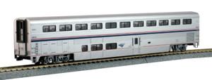 Kato HO 35-6055 Amtrak Superliner I Coach Phase VI #34030