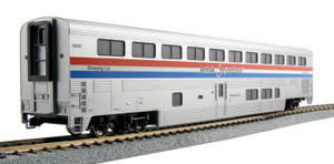 Kato HO 35-6082 Amtrak Superliner Sleeper Phase III #selectable