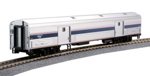 KATO HO 35-6204 Amtrak Baggage Phase VI #1249