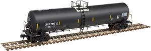 Atlas N scale 50004364 CRGX 25,500 gal. Tank Car #7411