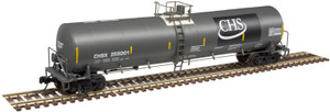Atlas N scale 50004360 CHS 25,500 gal. Tank Car #255050