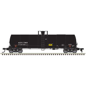 Atlas HO 20005622 ACFX 17,360 gal Chlorine Tank Car #77413 HO