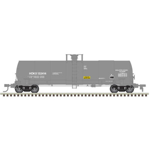Atlas HO 20005631 HOKX 17,360 gal Chlorine Tank Car #132526 HO