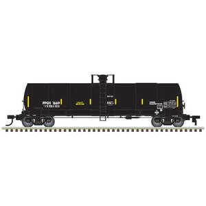 Atlas HO 20005632 PPGX 17,360 gal Chlorine Tank Car #1646 HO