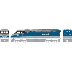 Athearn RTR 15353 Amtrak F59PHI #457 DCC Sound N