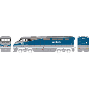 Athearn RTR 15354 Amtrak F59PHI #459 DCC Sound N
