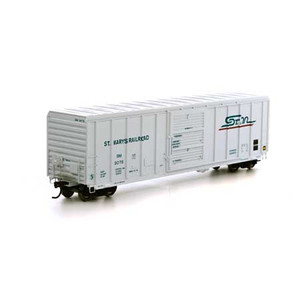 Athearn RTR 28247 St. Mary's 50' PS Box Car #3076 HO scale