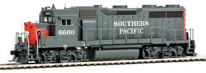 920-42160 WalthersProto SP Southern Pacific GP35 #6660 DCC/Sound HO
