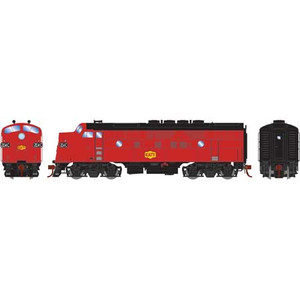 Athearn Genesis 12423 MKT / Freight F3A #204C DCC & Sound HO