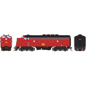 Athearn Genesis 12325 MKT / Freight F3A #205A DC HO