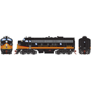 Athearn Genesis 12439 NP Northern Pacific F5A #6051A DCC & Sound HO