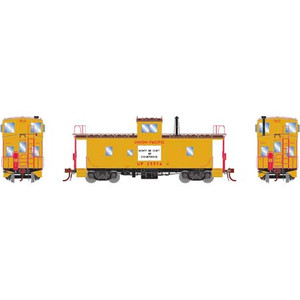Athearn Genesis 78515 UP Union Pacific ICC Caboose w/Lights #25574 HO