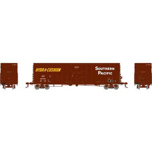Athearn Genesis 26793 Southern Pacific SP (Hydra Cushion) 50' PC&F Riveted Box Car #2 HO
